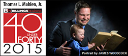 Billings 40 under 40 Thomas Mahlen