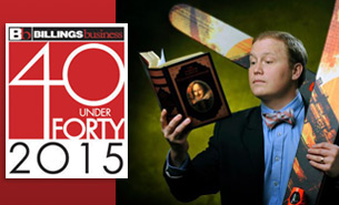 40 under 40 Billings 2015 John Wright