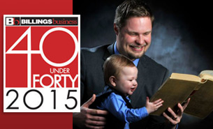 40 Under 40 Billings 2015 Tom Mahlen