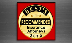 Bests Recommended Insurance Attorneys Billings 2013