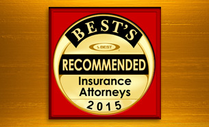 Bests Recommended Insurance Attorneys Billings 2015